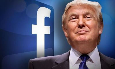 Facebook, Donald Trump, Tritter