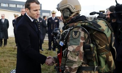 French military, Cultural Marxism, French President Emmanuel Macron