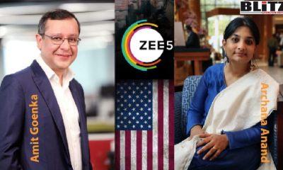 Zee5, Amit Goenka, ZEE Entertainment, ZEE, Priyanka Chopra Jonas, Zee Network, Archana Anand, South Asia