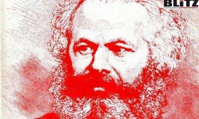 Karl Marx, Bernie Sanders, Marxism, Socialism