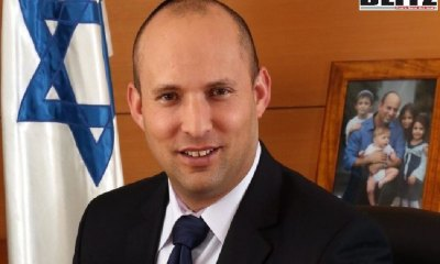 Naftali Bennett, Yair Lapid, Benjamin Netanyahu, Hebrew strength, United States