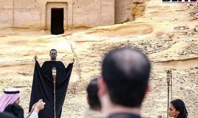 Saudi Arabia, Sultan Al-Bazai, Theater and Performing Arts Authority, Minister of Culture Prince Badr bin Abdullah bin Farhan Al-Saud, Prince Badr bin Abdullah bin Farhan Al-Saud, Deputy Minister of Culture Hamed bin Mohammed Fayez, Al-Bazai, Hamed bin Mohammed Fayez, Al-Bazai,