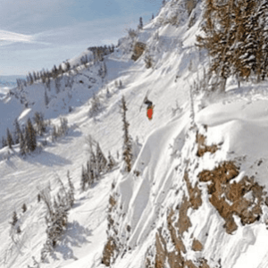 Visit Colorado and go skiing
