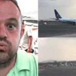 United flight makes emergency landing at Liberia, Costa Rica airport after losing engine