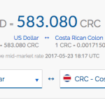 U.S. Dollar goes further in Costa Rica