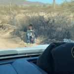 U.S. Border Patrol rescues 6-year-old Costa Rica boy abandoned by smuggler