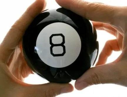 Ask The Magic 8 Ball   Weekly Humorist