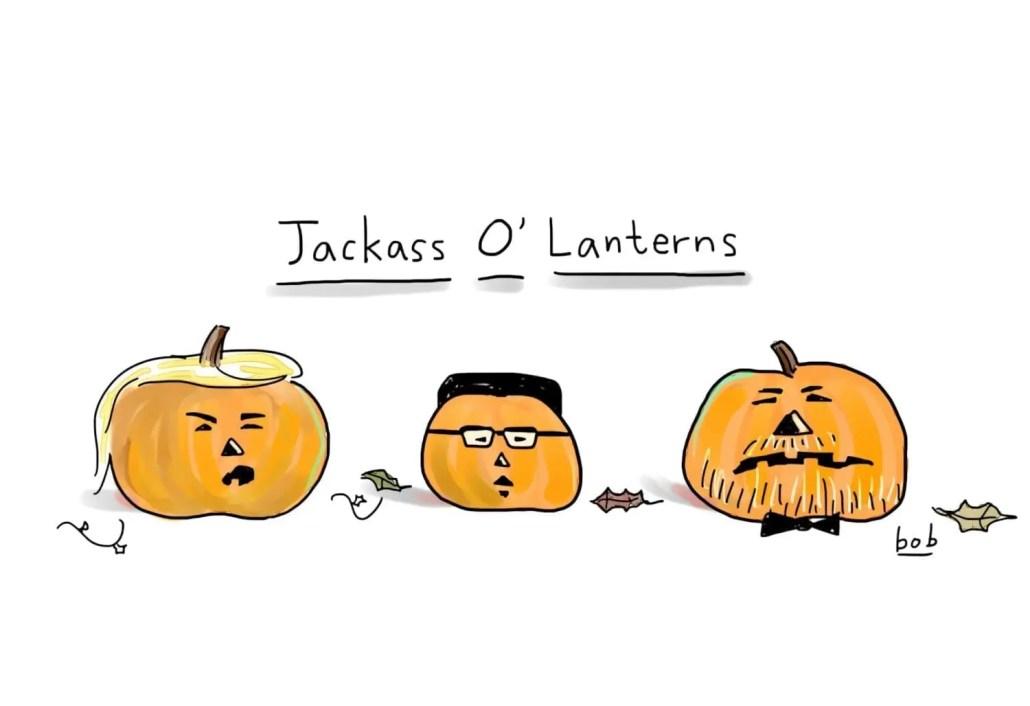 Jackass o' Lantern