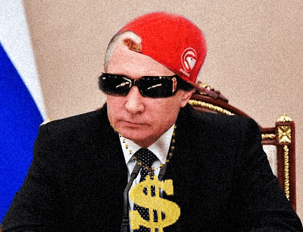 Busta Dissident And 7 Other Rapper Names For Vladimir Putin Weekly Humorist