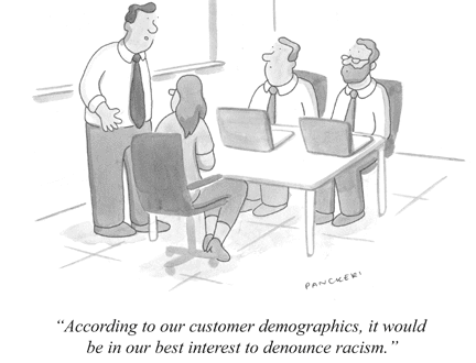 CARTOON: Demographics
