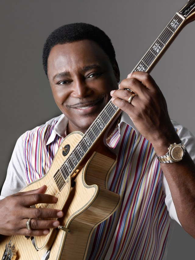 2016-05-10 George Benson at Hard Rock Live