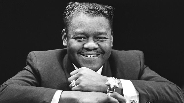 Thank You Fats Domino