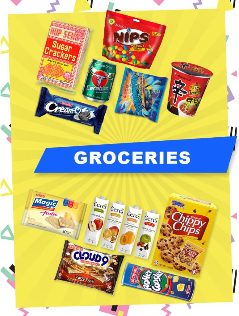 Weelago - Groceries