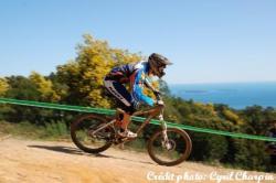 Franck Parolin, vainqueur de la Bigreen 09