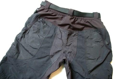 Pantalon Endura Hummvee, Détail Sur L'arrière