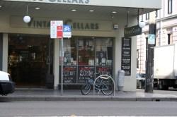 Un mini lowrider dans les rues de Sydney
