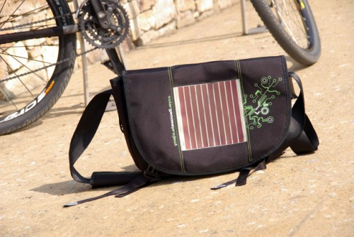 Test Scicon Solar Messenger
