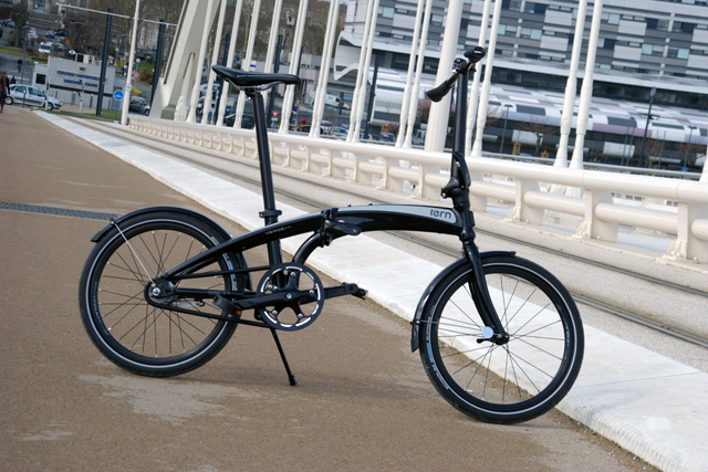 [Test] Vélo pliant Tern Bicycles Verge Duo