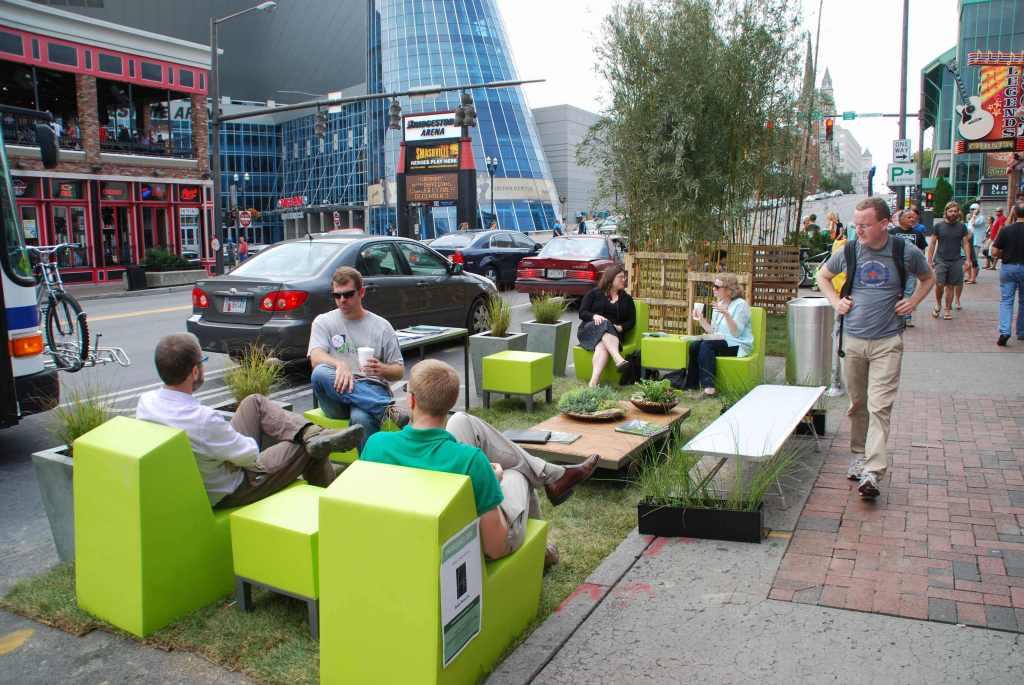 Parking Day, se réaproprier l'espace public