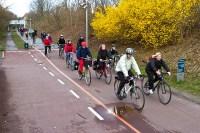 Cykelsuperstier_IMG_0777_En-midlertidig-orange-stribe-skal-gøre-det-nemmere-at-finde-vej-de-første-par-uger.