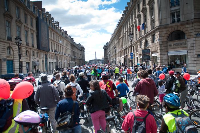 La Convergence Francilienne, ou comment rendre Paris aux cyclistes