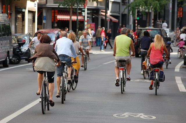 Le vélo urbain sur la toile n°171
