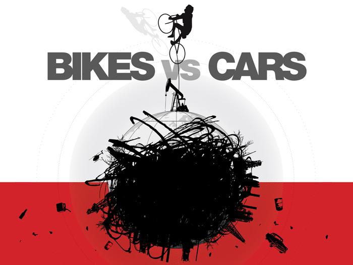 Bikes vs Cars, la guerre contre l'automobile est déclarée