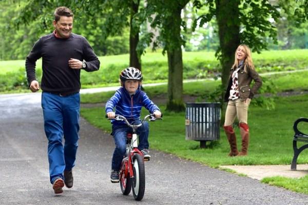 Jyrobike, le vélo pour enfant plutôt bien balancé