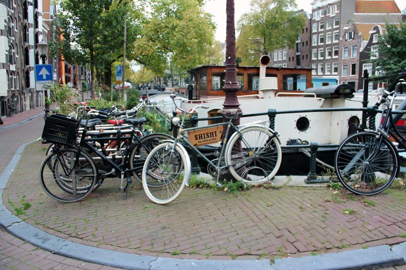 Amsterdam, une vi(ll)e à vélo