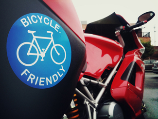 Bicycle Friendly 5