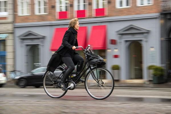 La Femme (à vélo) est l'avenir du cycliste urbain