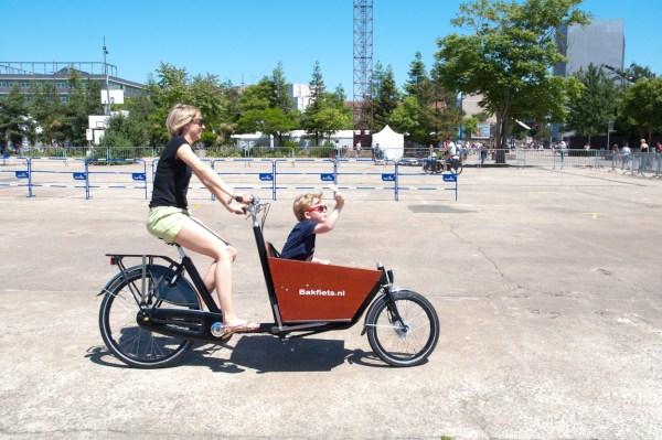 Nantes Cargo Bike, le public à la découverte du vélo cargo