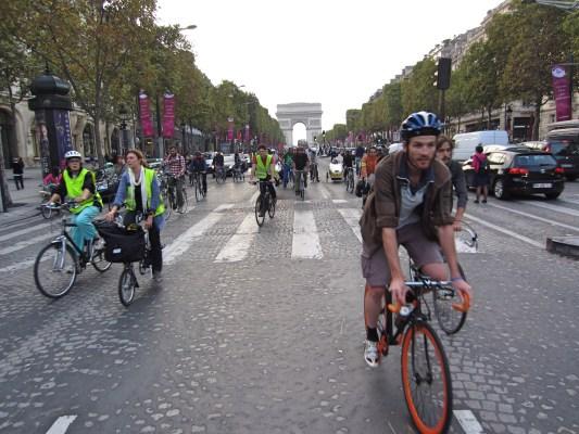 Paris, journée sans voiture ce dimanche 27 septembre
