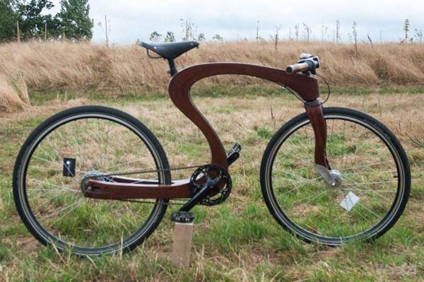 [Interview] Fullwood, création originale de vélo en bois