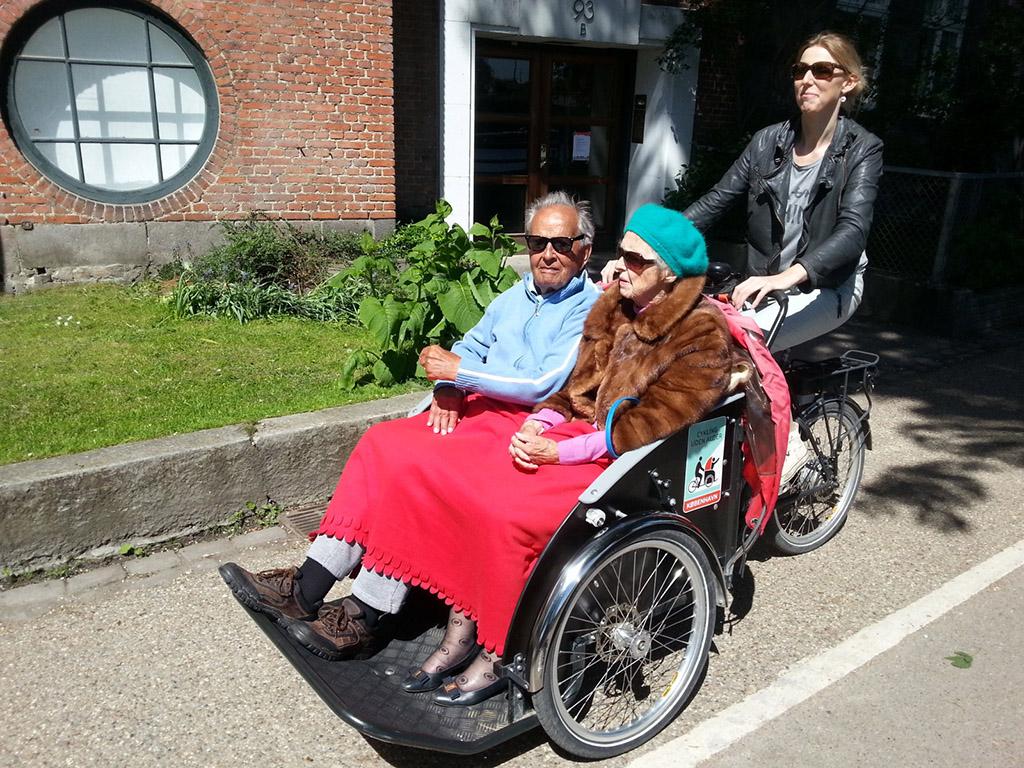 A vélo sans âge, quand les seniors redécouvrent les plaisirs du vélo