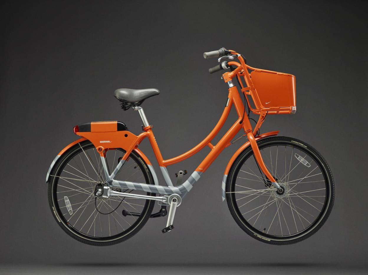 Biketown : Nike développe le vélo libre-service de Portland