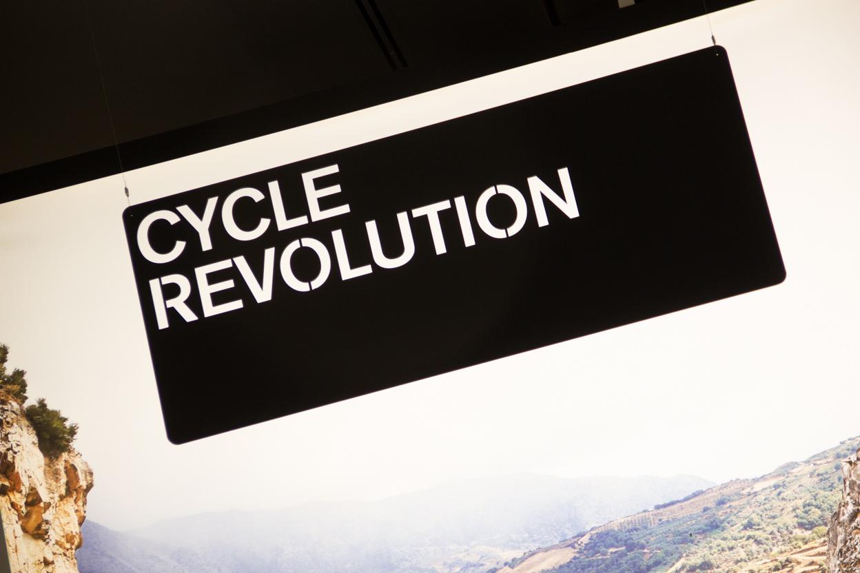 Exposition Cycle Revolution au Design Museum de Londres