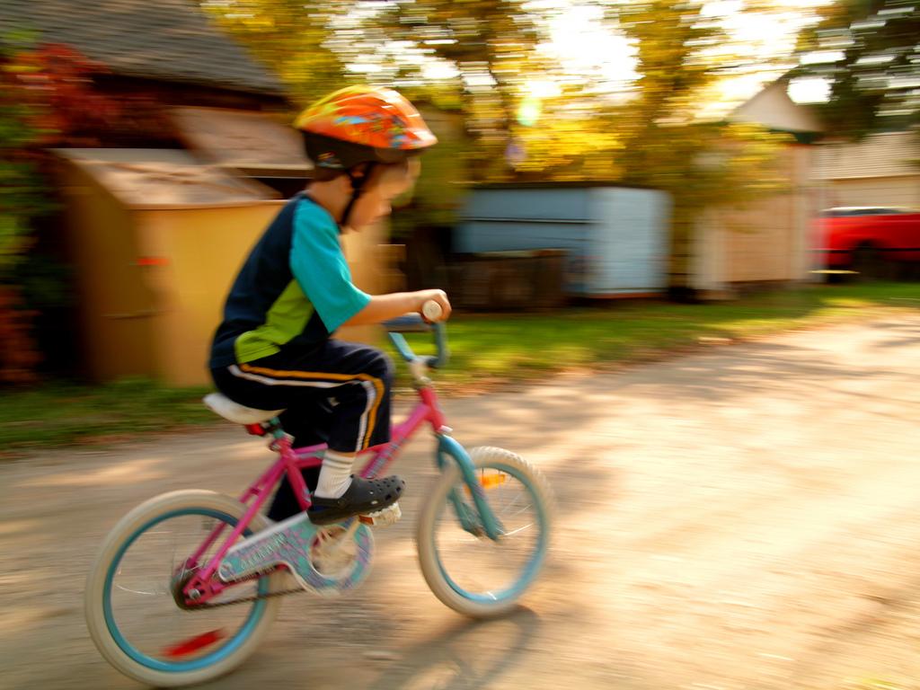 Vous souvenez-vous de votre première fois (à vélo) ?