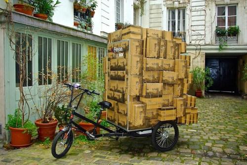Weelz Visite Atelier Cyclutile Paris Velo Cargo 3