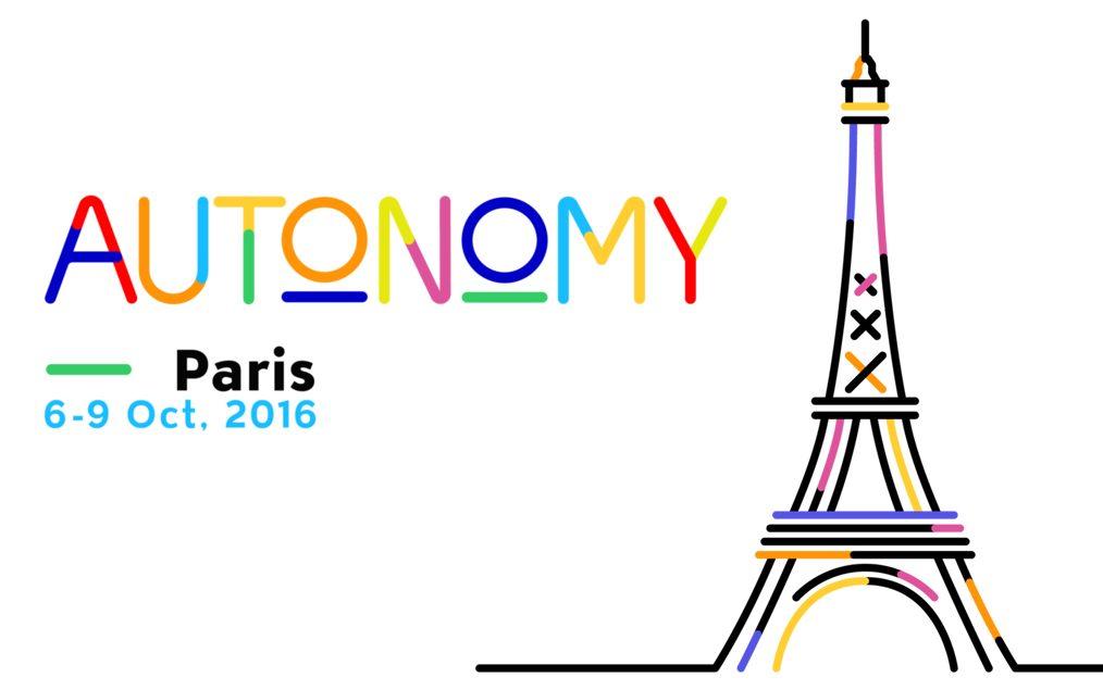 Autonomy Paris, quatre jours pour parler mobilité urbaine