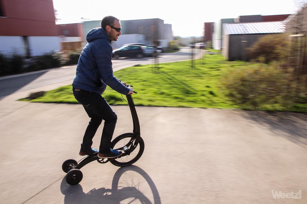 [Test] Halfbike 2, moitié de vélo mais plaisir entier