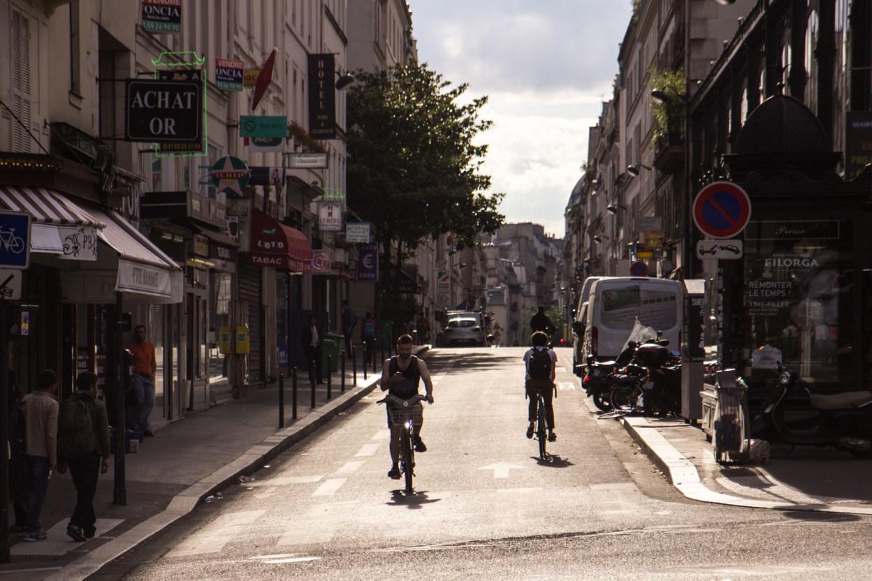 Le vélo urbain en France : une politique nationale à la traîne