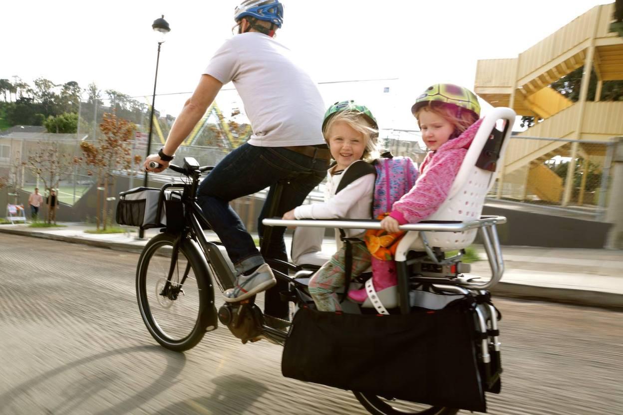 Motherload, la révélation du vélo cargo pour Liz Canning