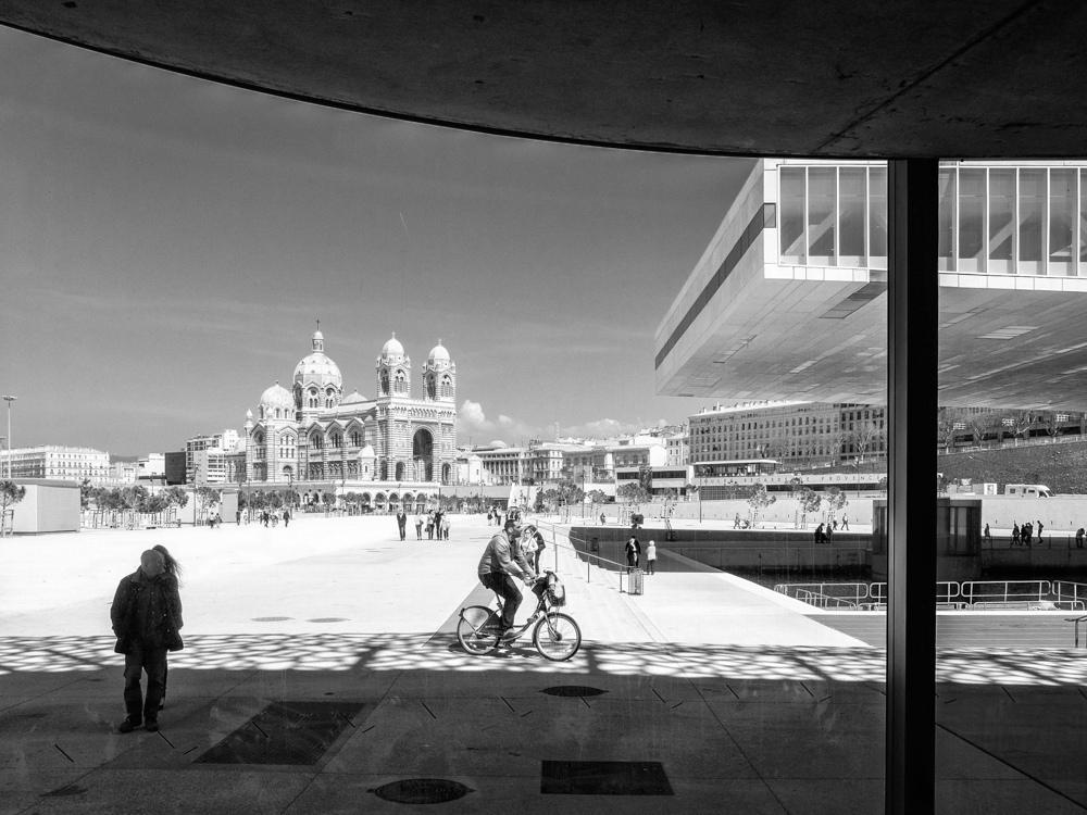 Marseille et le vélo : une histoire de hors-la-loi
