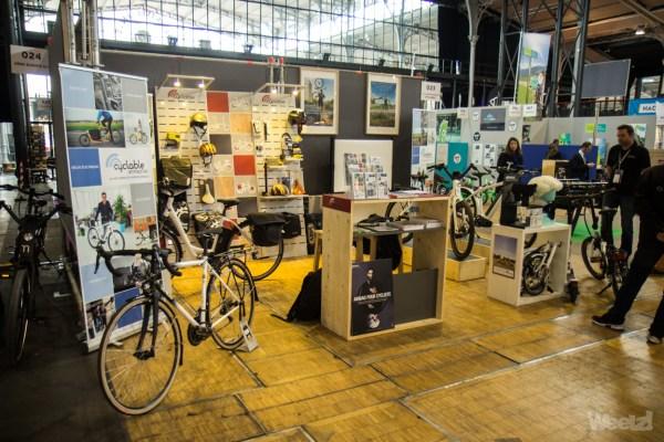 Autonomy 2016, les acteurs de la mobilité vélo rencontrés