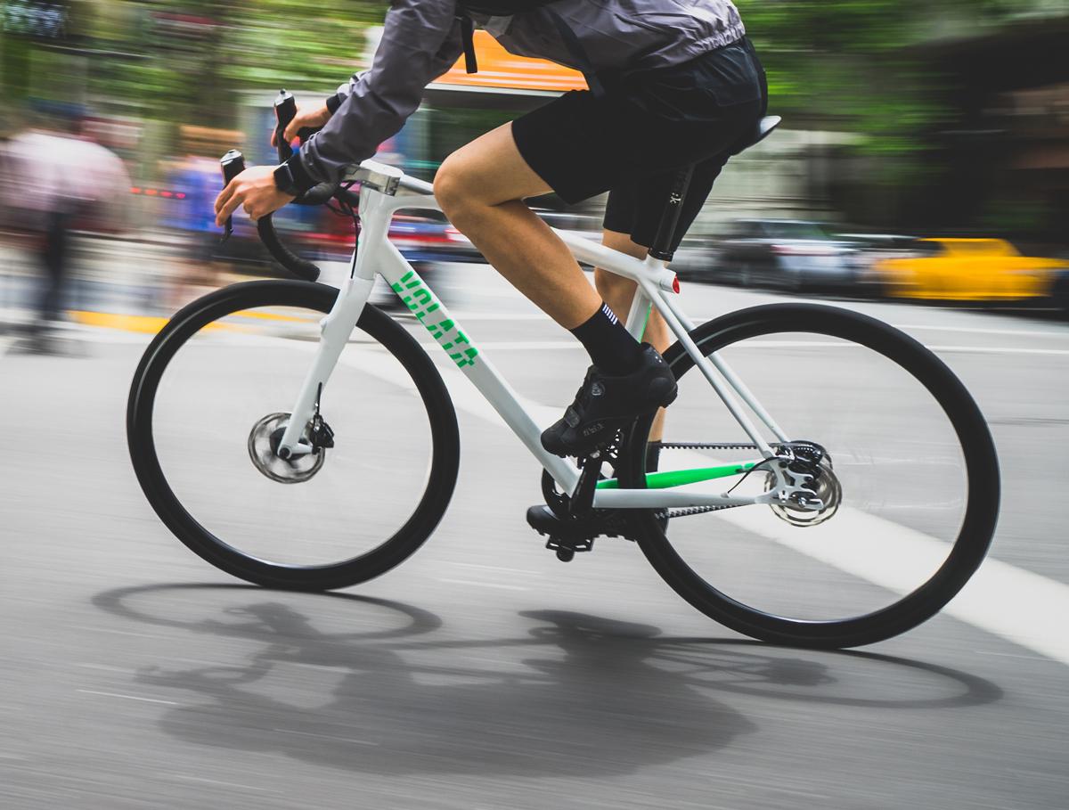 Volata lance un vélo aux multiples technologies embarquées