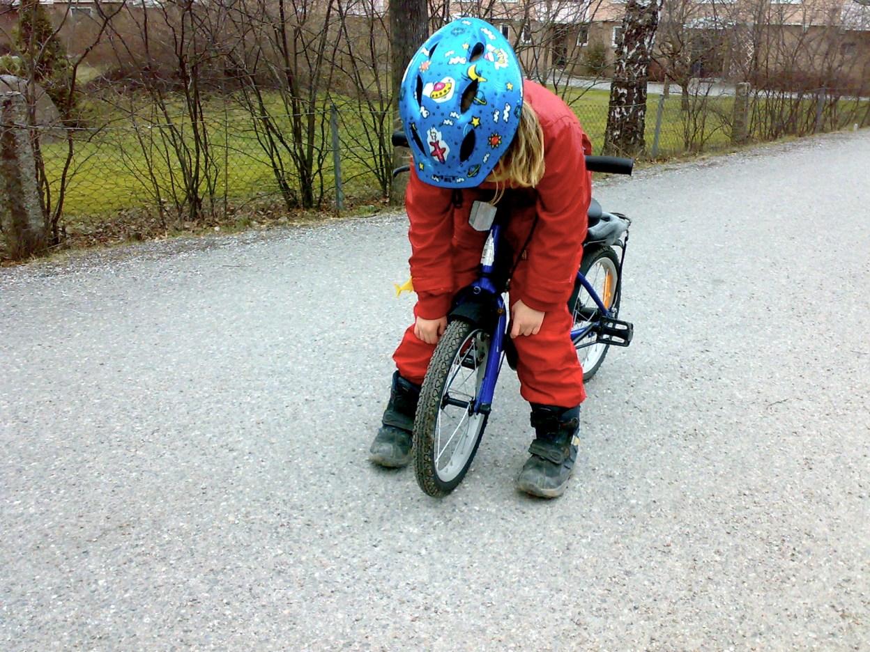 Le casque vélo obligatoire pour les enfants de moins de 12 ans