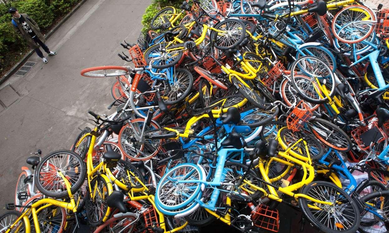 Doit-on craindre l'arrivée du vélo libre-service chinois en Europe ?