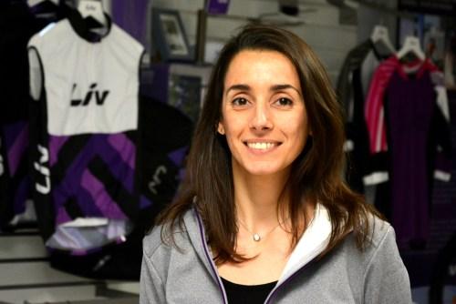 Sandra Robles Giant LIV Cycling
