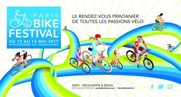 [Concours] Gagnez votre entrée pour le Paris Bike Festival !